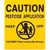 Lawn care = pesticide