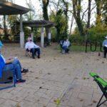 Green Towson Alliane executive committee meeting