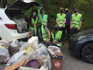 Fellowship Forest Clean-up